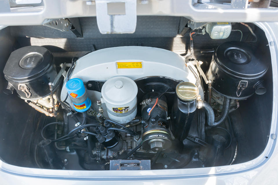 <B>1964 PORSCHE 356C 1600 CABRIOLET <BR /></B>Coachwork by Reutter<br /><BR />Chassis no. 160180<BR />Engine no. 717006 (see text)
