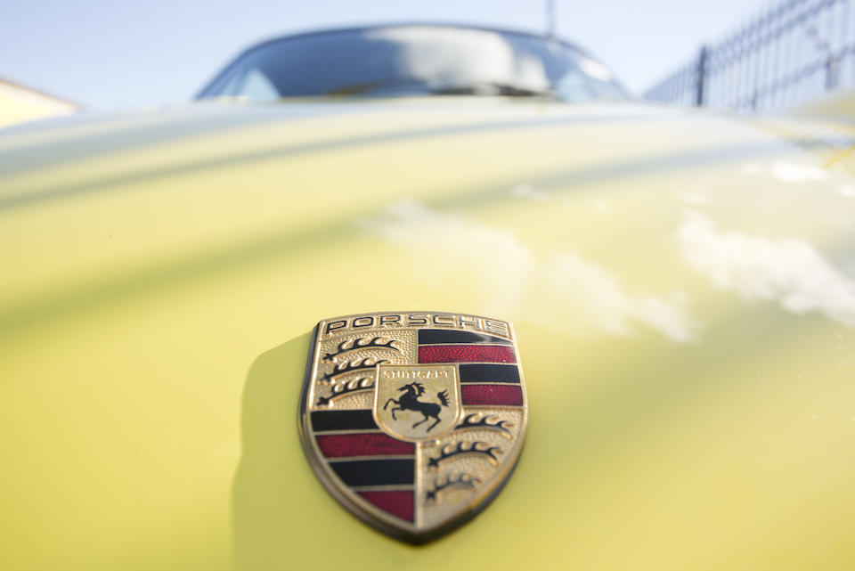 <B>1973 Porsche 911T Coupe</B><BR />Chassis no. 9113100753<BR />Engine no. 6131068