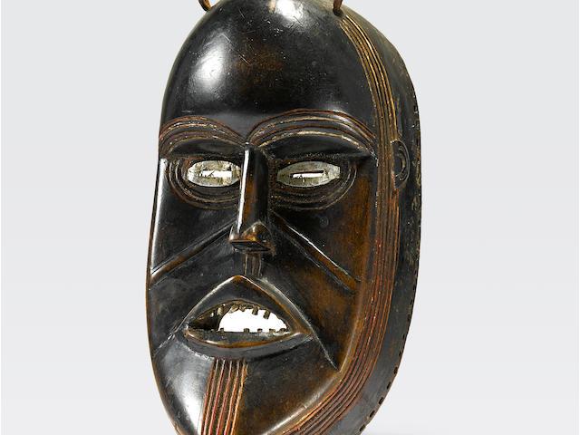 Loma (Toma) Mask, Liberia/Guinea
