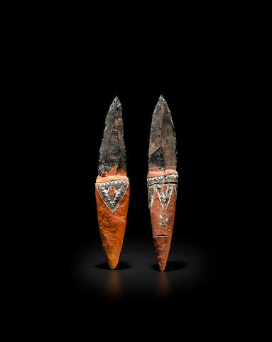 Two Daggers, Admiralty Islands