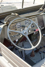<B>1942 FORD  GPA AMPHIBIOUS<br /></B><BR />Chassis no. 3936<BR />Engine no. 3936