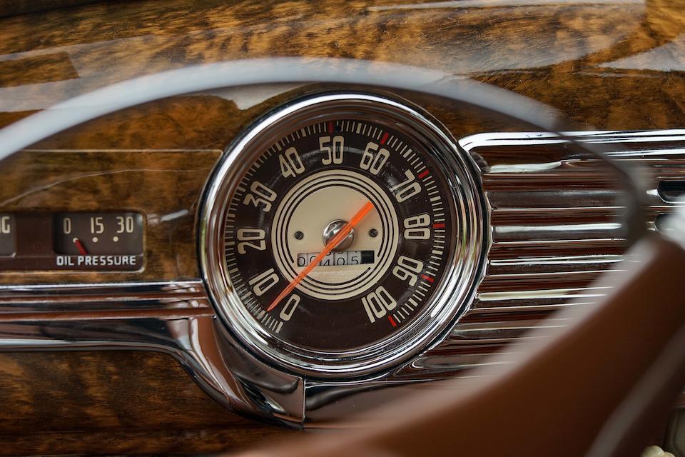 <B>1948 CHEVROLET FLEETMASTER 'WOODIE' STATION WAGON<br /></B><BR />Engine no. FAA66217