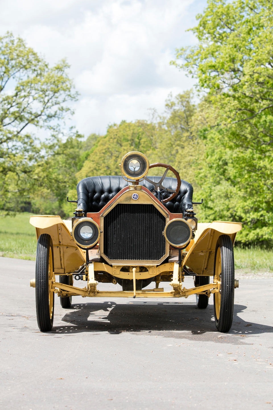 <B>1912 K-R-I-T  MODEL A ROADSTER<br /></B><BR />Engine no. 231926