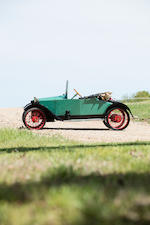 <B>1913 CAR NATION MODEL C ROADSTER<br /></B><BR />Chassis no. 649