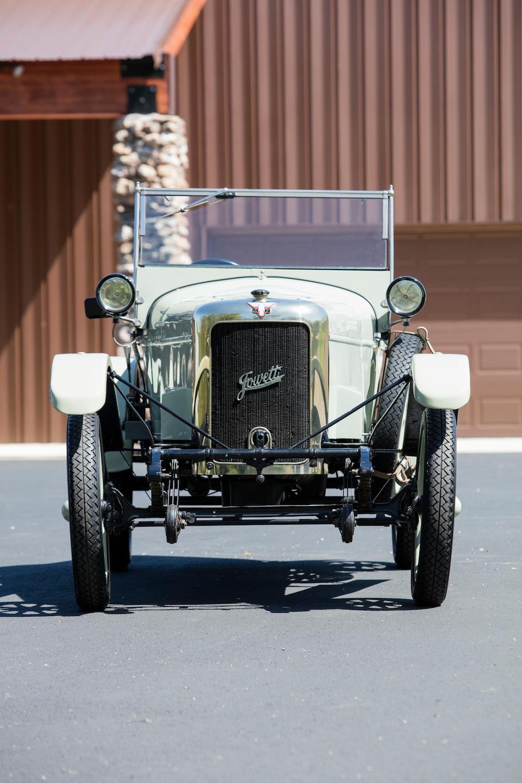 <B>1928 JOWETT 7/17 SPORTS<br /></B><BR />Chassis no. 823147<BR />Engine no. 823147