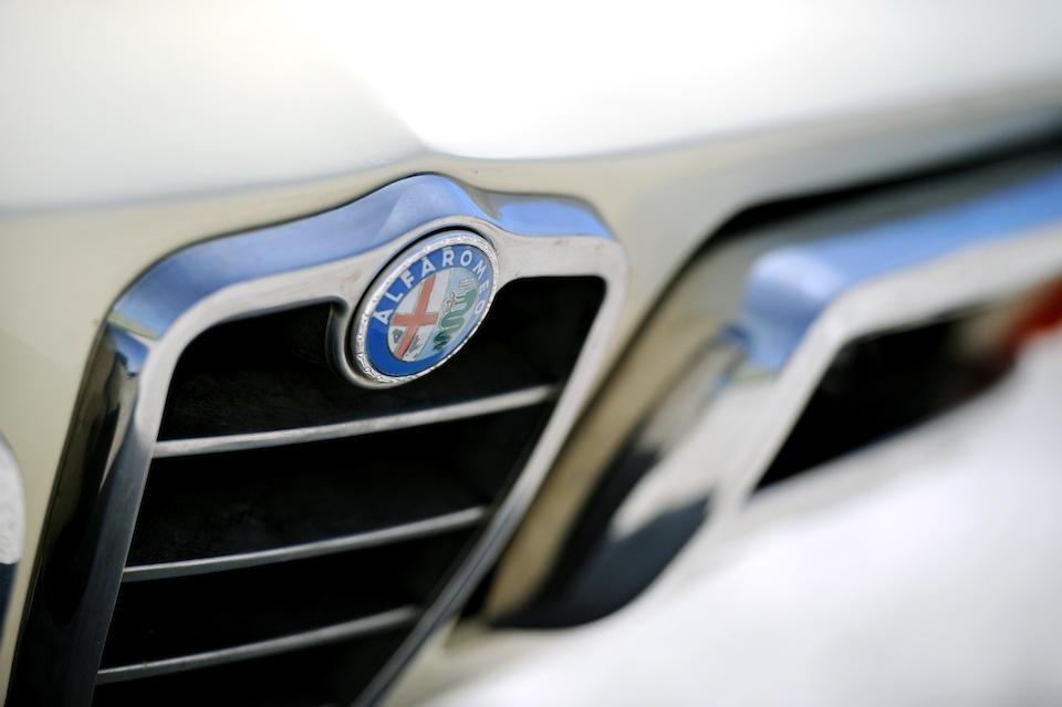 <B>1967 ALFA ROMEO DUETTO SPIDER<br /></B><BR />Chassis no. AR148256