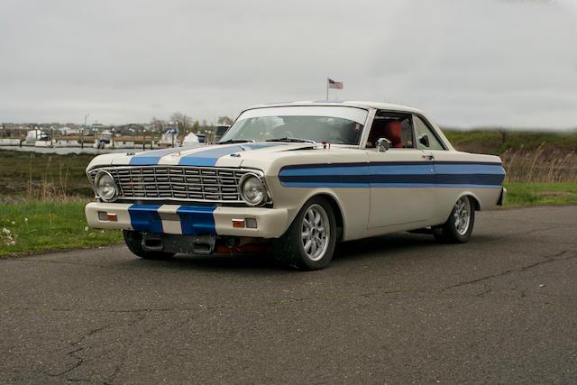 Bonhams 1964 Ford Falcon Sprint Coupechassis No 4r11f126321