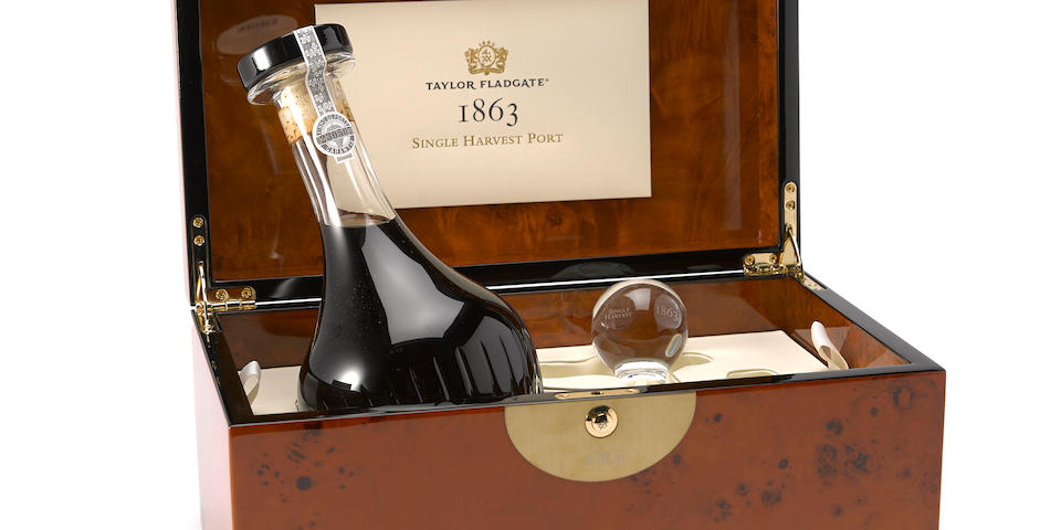 Taylor's - Single Harvest Very Old Tawny Port 1863 Limited Edition 1863 (1)
