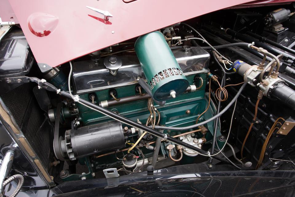 <B>1938 MG SA DROP HEAD COUPE<BR />Coachwork by Tickford<br /></B><BR />Chassis no. CH SA 1513<BR />Engine no. QPHG 1763