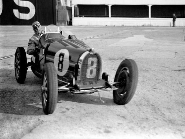 1931 BUGATTI TYPE 51 GRAND PRIX TWO-SEAT RACER  Chassis no. 51121