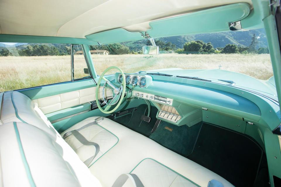 <b>1956 LINCOLN  CONTINENTAL Mk II COUPE</b>