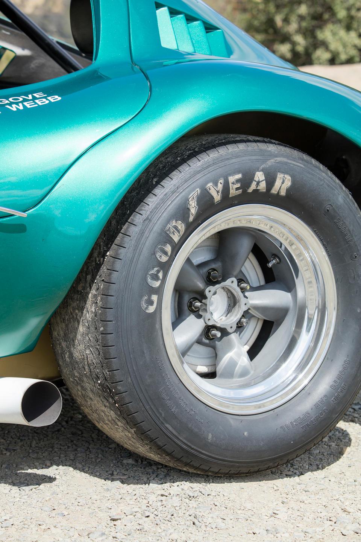 <B>1964 CHEETAH GT COUPE</B>