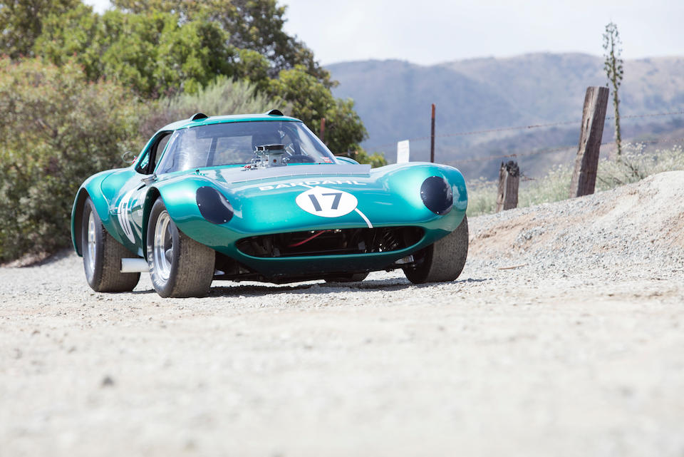 <B>1964 CHEETAH GT COUPE</B>