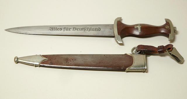 A German SA dagger