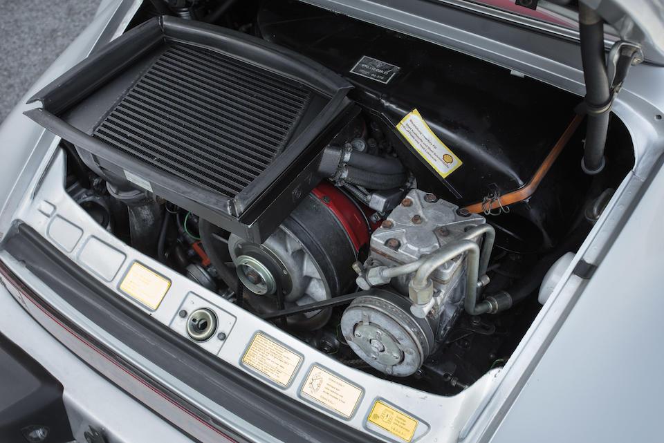 <B>1978 PORSCHE  930 3.3 TURBO COUPE</B>