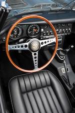 <I>The ex-Diana Ross</i><BR /><B>1967 JAGUAR E-TYPE SERIES I 4.2 ROADSTER</B>