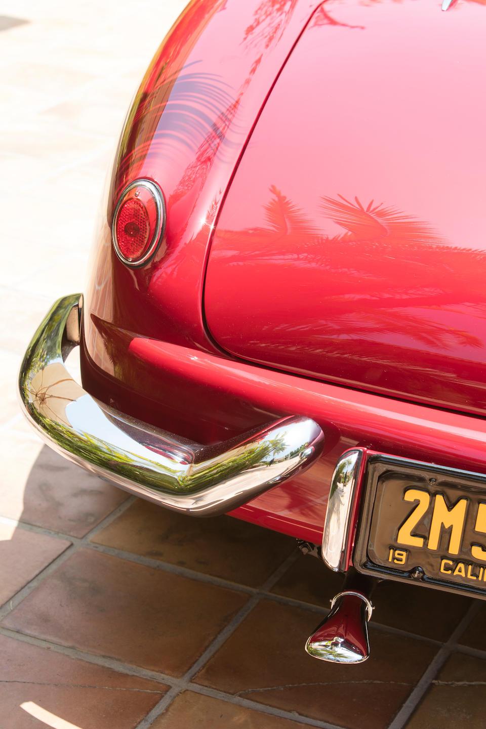 <B>1955 LANCIA AURELIA B24S SPIDER AMERICA</b>