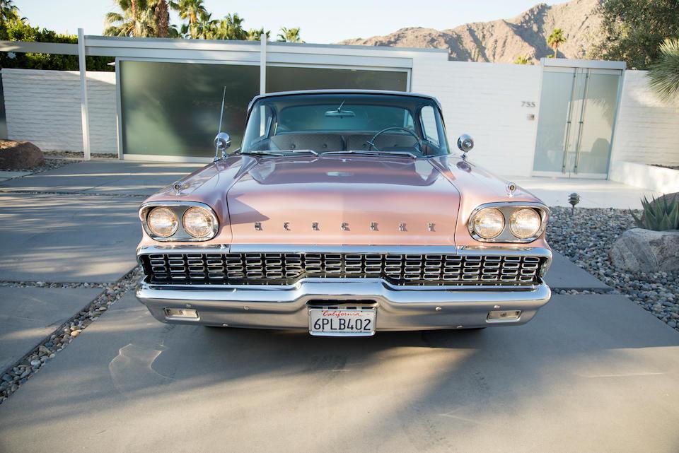 <B>1959 MERCURY  PARK LANE TWO-DOOR HARD TOP</B>