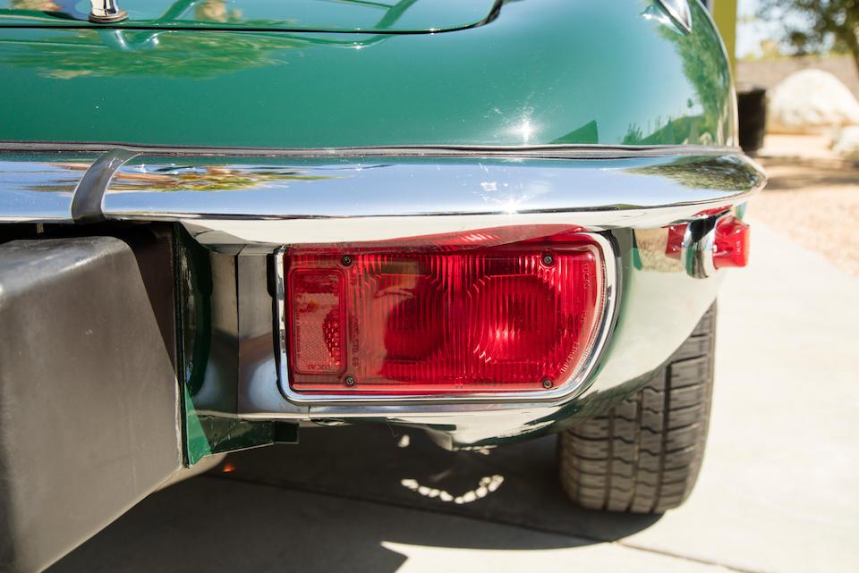 <B>1974 JAGUAR E-TYPE SERIES III V12 ROADSTER</B>