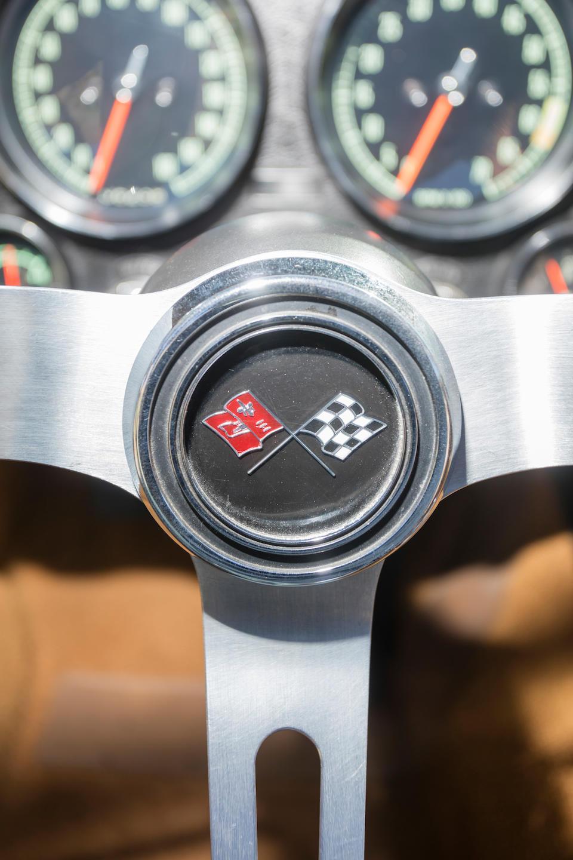 <b>1967 CHEVROLET CORVETTE 327/350HP ROADSTER</b>