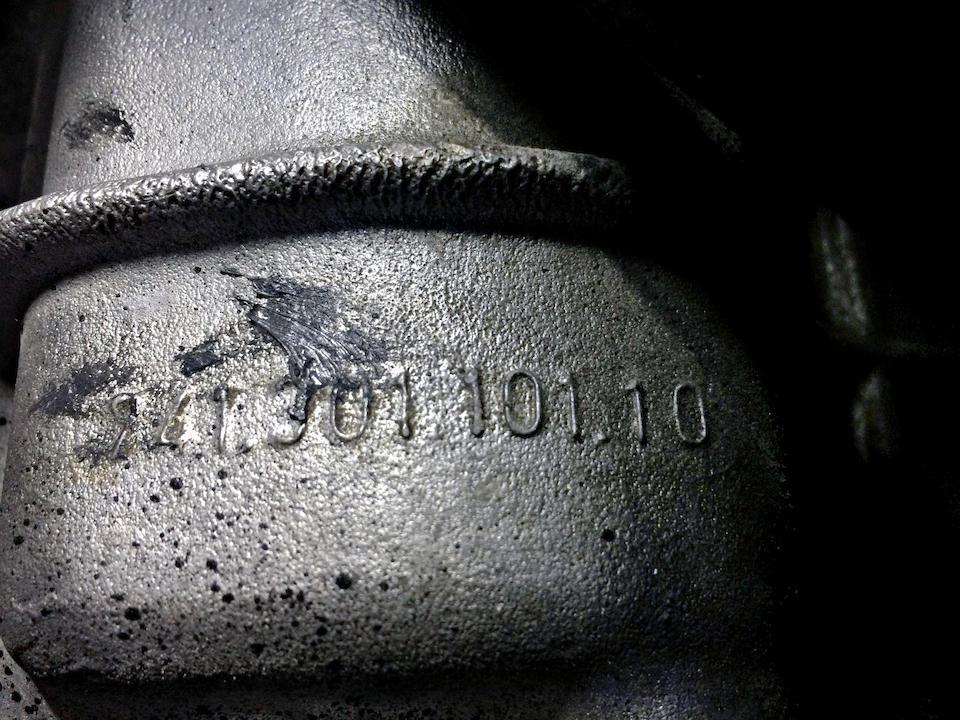 <B>1964 PORSCHE 356C 1600 COUPE</b>