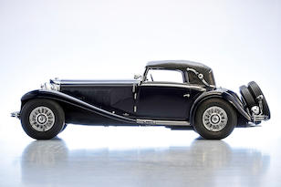 Exquisite Restoration by Marque Experts,1935 MERCEDES-BENZ  500K CABRIOLET ACertified by Mercedes-Benz