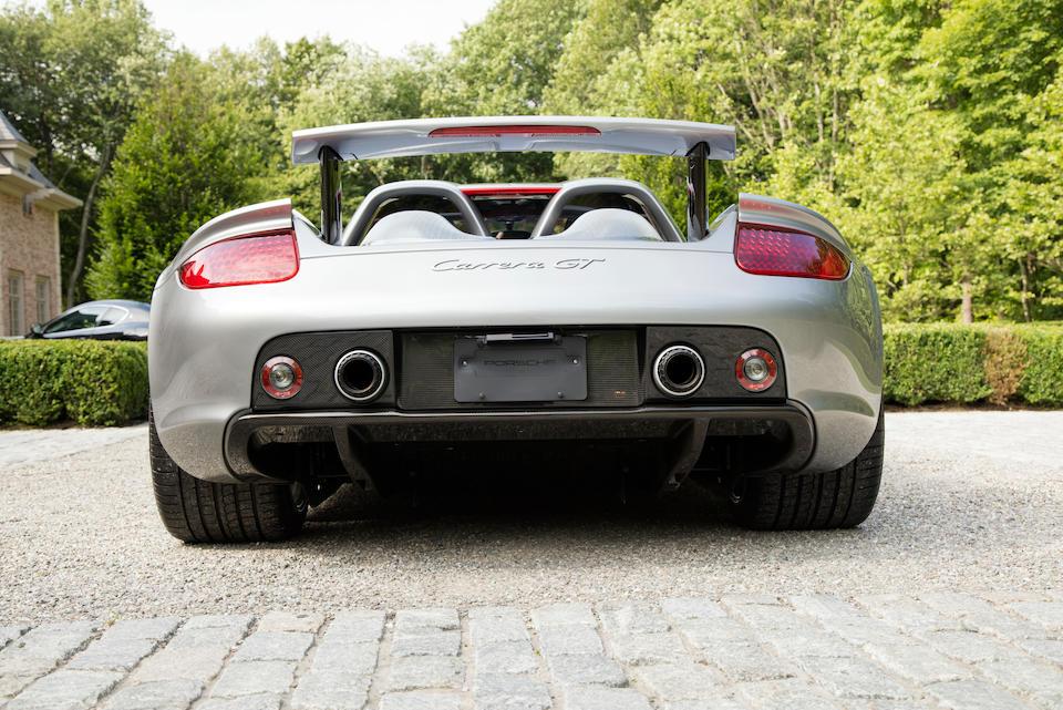 <B>2005 PORSCHE CARRERA GT</b>