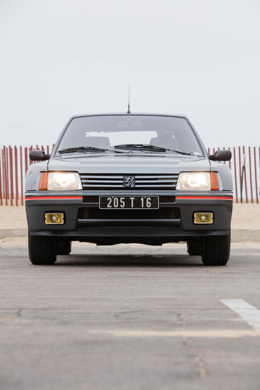 <B>1984 PEUGEOT 205 TURBO 16</b>