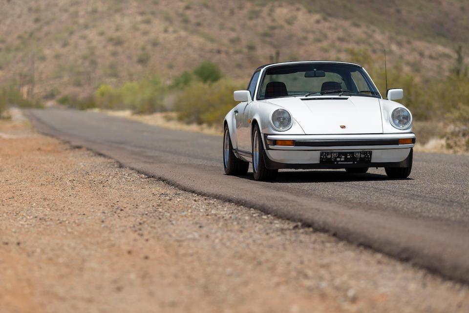 <B>1980 PORSCHE 911SC 3.0 TARGA</B>