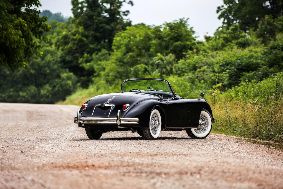 <B>1958 JAGUAR XK150 3.4 ROADSTER</b>