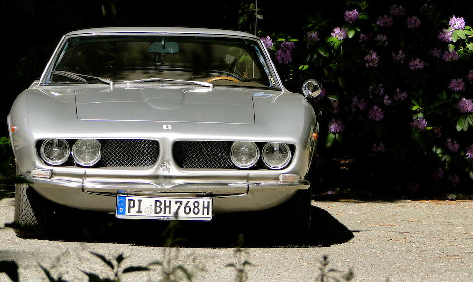 <B>1967 ISO GRIFO  GL</B>