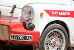 <B>1967 FIAT ABARTH  850 'TC TRIBUTE'</B>