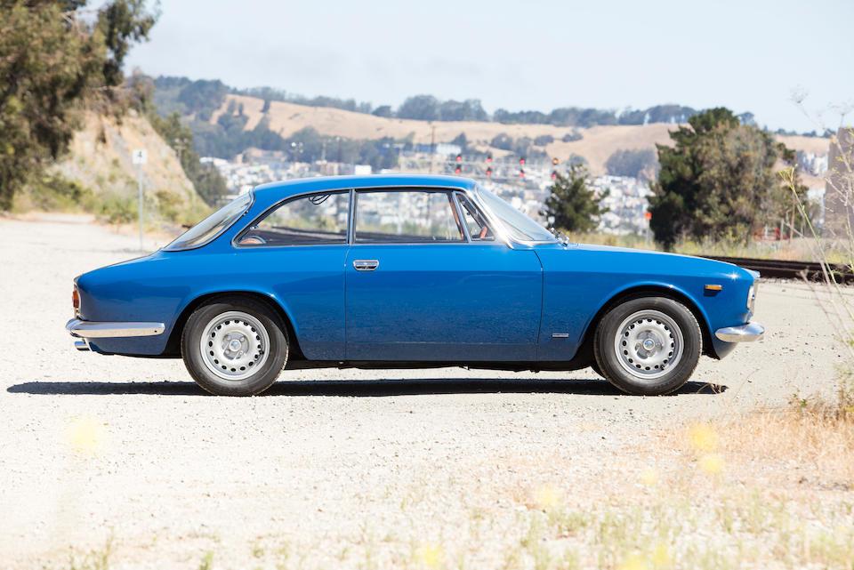 <B>1969 ALFA ROMEO GIULIA GT JUNIOR</b>