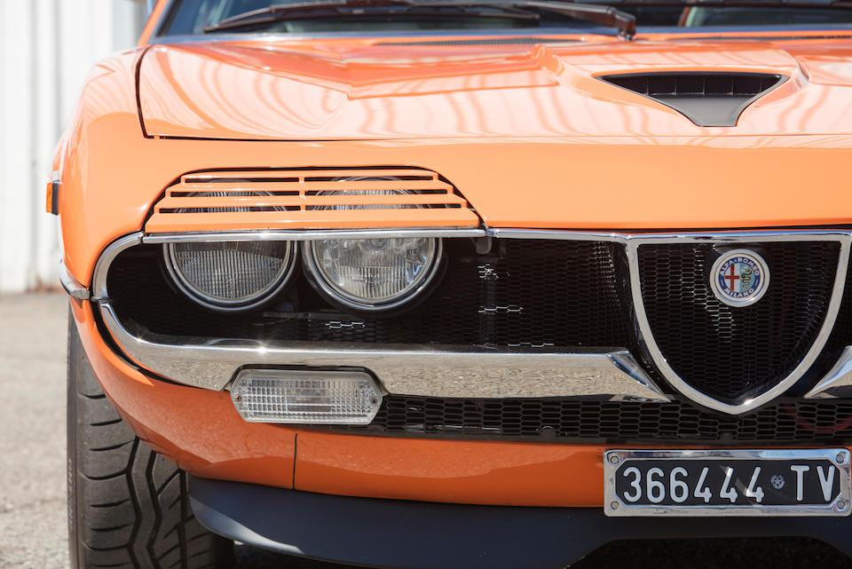 <B>1974 ALFA ROMEO MONTREAL</B>