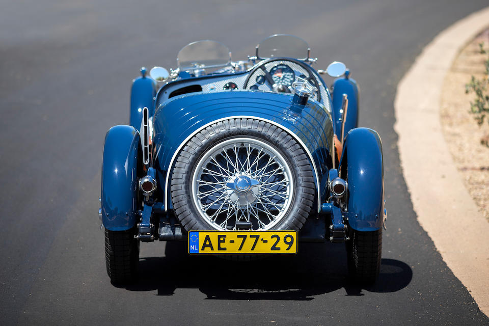 <B>1934 RILEY 12/4 SPECIAL<br /></B>