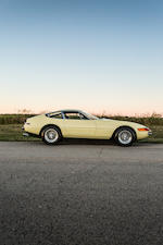 <B>1971 FERRARI 365 GTB/4 DAYTONA BERLINETTA</b>