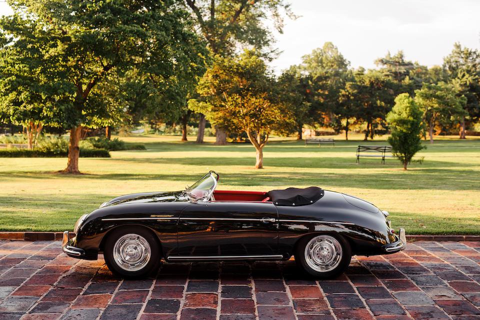 <B>1956 PORSCHE 356A CARRERA GS SPEEDSTER</b>