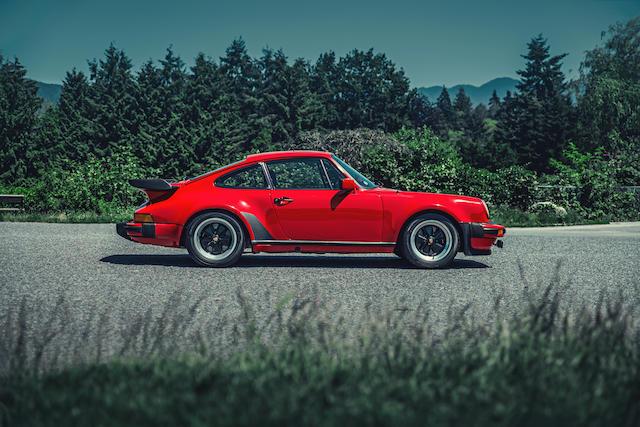 Bonhams 1980 Porsche 930 3 3 Turbo Coupe