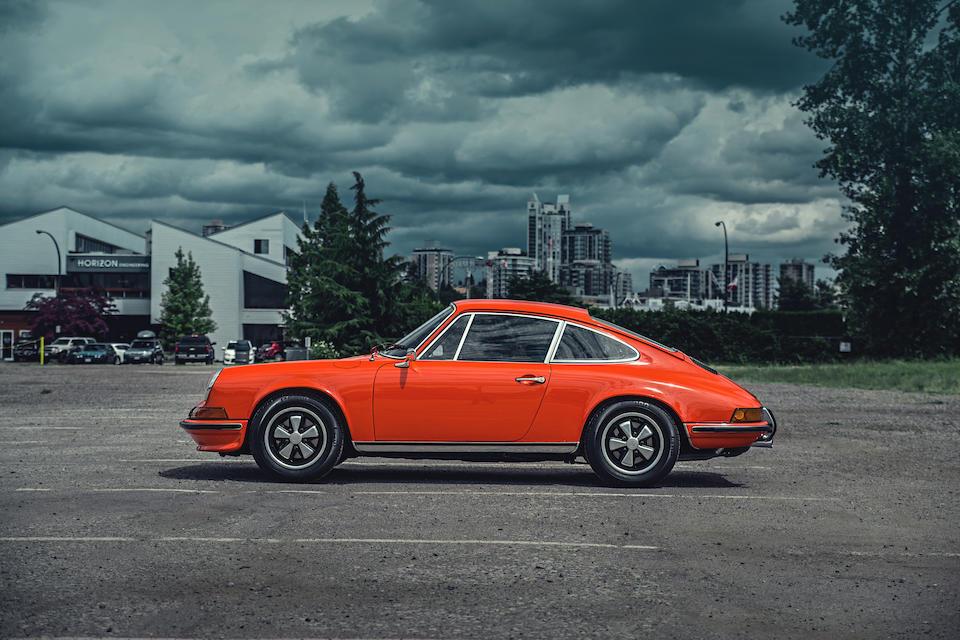 <b>1973 PORSCHE 911S 2.4 COUPE</b>