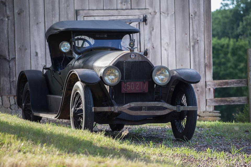<B>1921 STUTZ  SERIES K BEARCAT<br /></B>