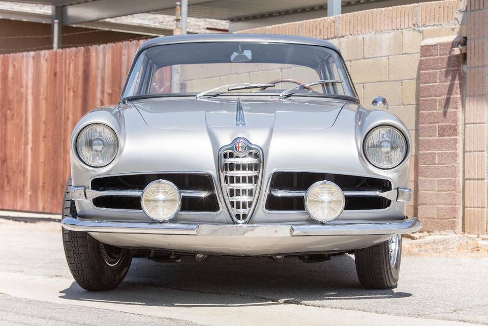 <B>1959 ALFA ROMEO 1900C SUPER SPRINT COUPE</b>