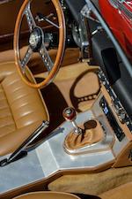 <B>1963 JAGUAR E-TYPE SERIES I 3.8 ROADSTER</B>