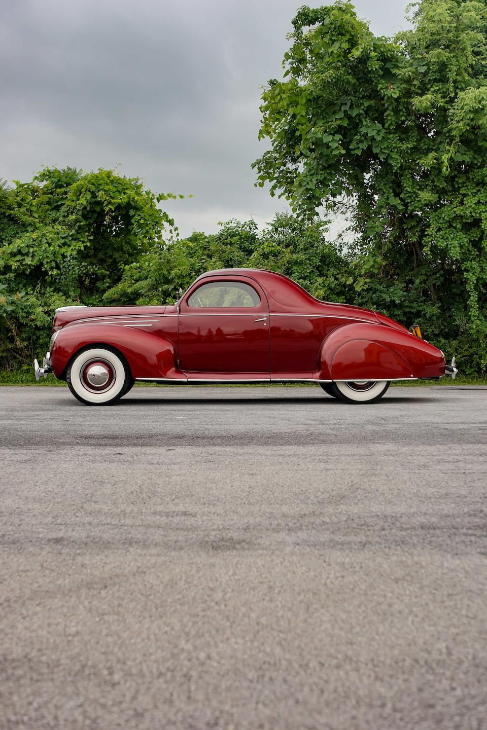 <B>1939 LINCOLN ZEPHYR COUPE</B>