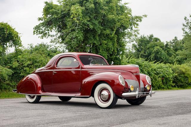 Bonhams 1939 Lincoln Zephyr Coupe