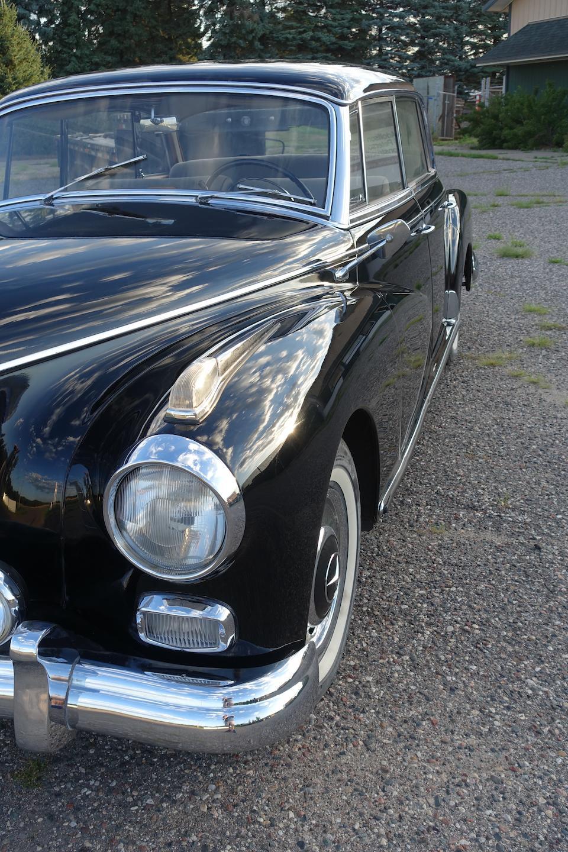 <B>1959 Mercedes-Benz  300d 'Adenauer'</B><BR />Chassis no. 189.010.412.0011696