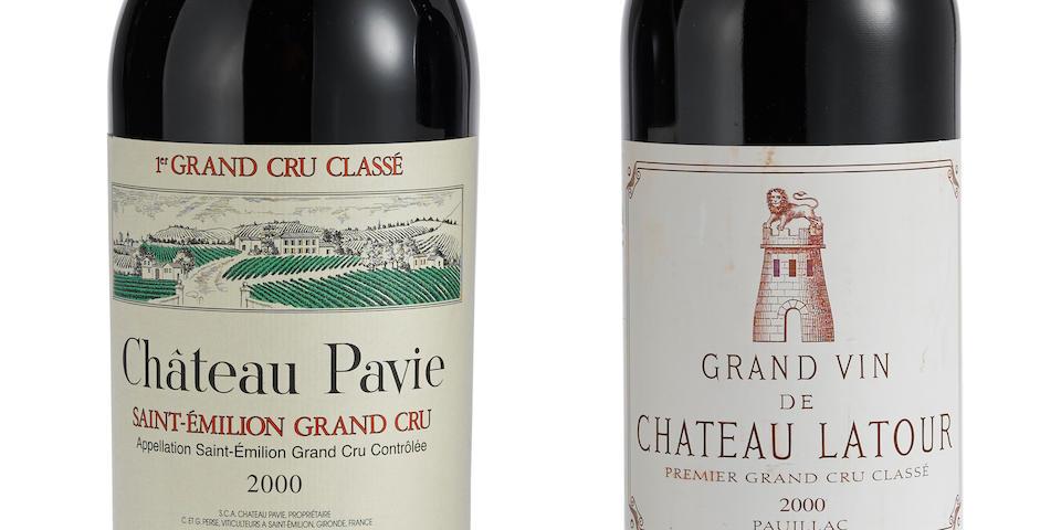 Château Pavie 2000, St-Émilion 1er Grand Cru Classé - A (7)