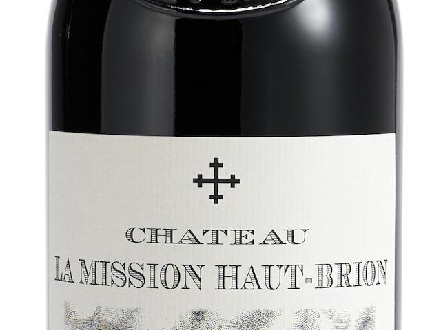 Château La Mission Haut-Brion  2009, Graves 1er Cru Classé (12)