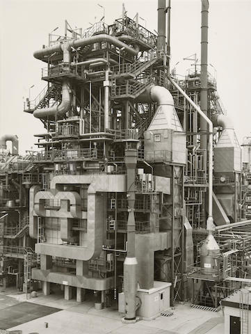 Bernd and Hilla Becher (1931-2007 and 1934-2015); Chemische Fabrik Wesseling Bei Köln, Germany;