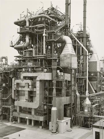 Bernd and Hilla Becher (1931-2007 and 1934-2015); Chemische Fabrik Wesseling Bei Köln, Germany;