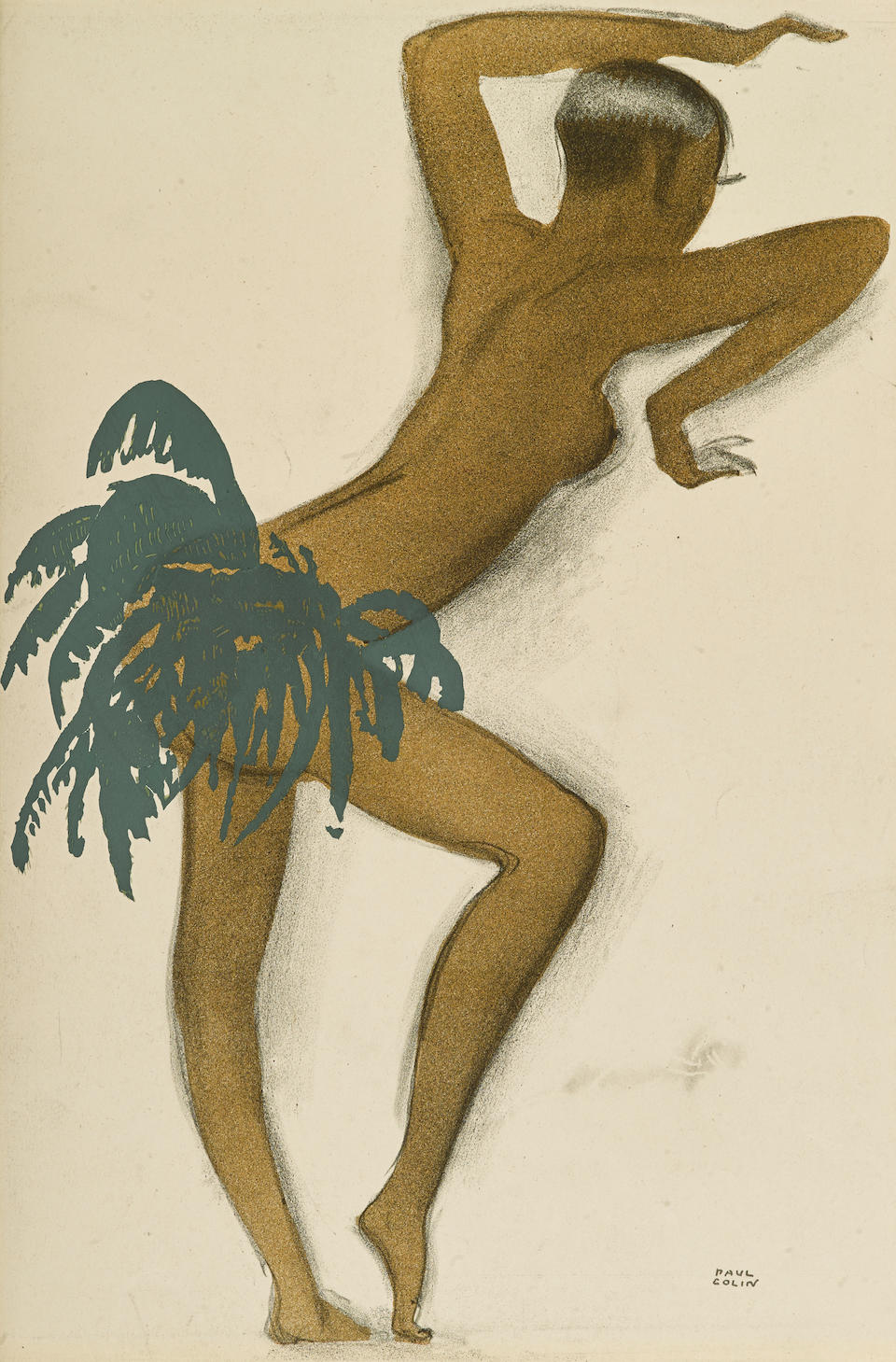 Paul Colin (1892-1985); Le Tumulte Noir;